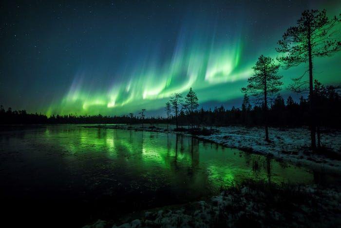 Bukan Editan, Ini 14 Foto Keajaiban Alam yang Menakjubkan
