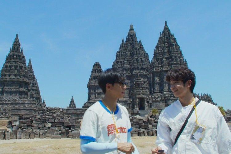 6 Potret Serunya Lee Seung-gi dan Jasper Liu Saat Kunjungi Indonesia