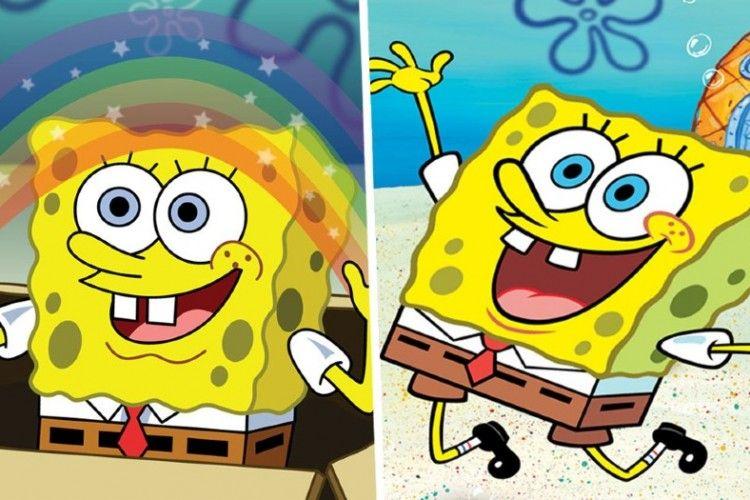 Unggah Dukung #LGBT, Nickelodeon Isyaratkan SpongeBob SquarePants Gay?