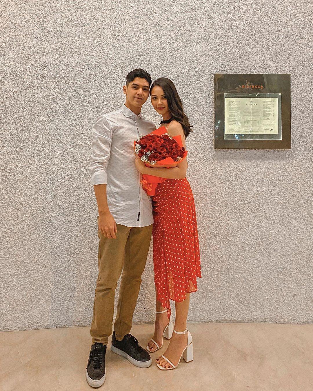 Dikabarkan akan Menikah, Ini Gaya Mesra Al Ghazali dan Alyssa Daguise