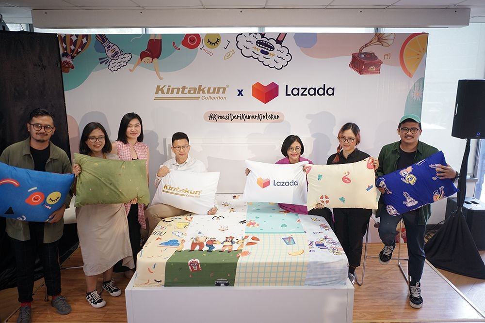CMO Lazada: Pandemi Ubah Pola Belanja dari 'Wants' Jadi 'Need'