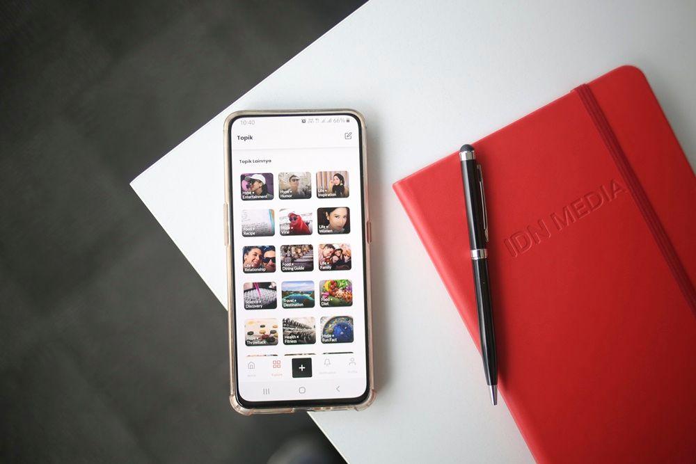 Rilis Hari Ini, 4 Hal yang Harus Kamu Tahu Tentang IDN App
