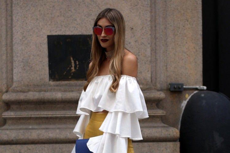 #PopbelaOOTD: Rekomendasi Pakaian Ruffle dari Brand Lokal