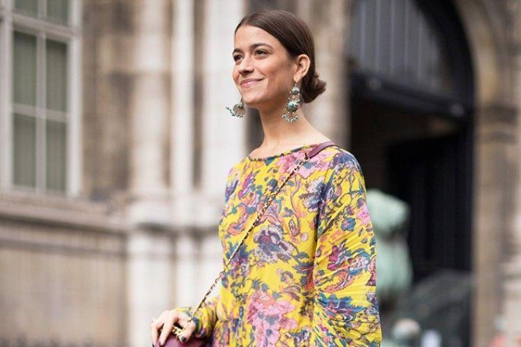 #PopbelaOOTD: Deretan Baju Motif Floral untuk Akhir Pekan