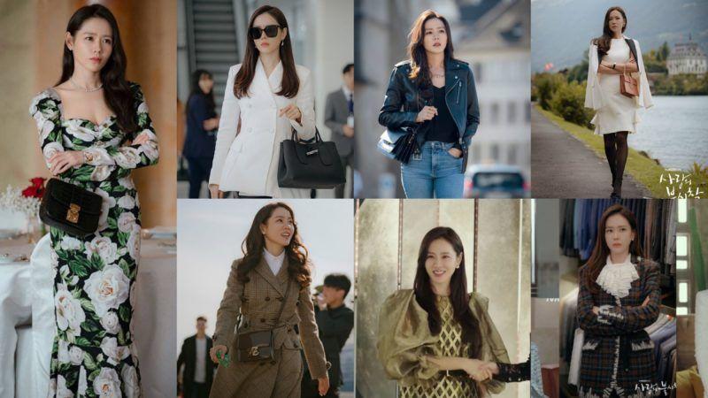 Deretan Gaya Para Karakter Drama Korea Paling Keren