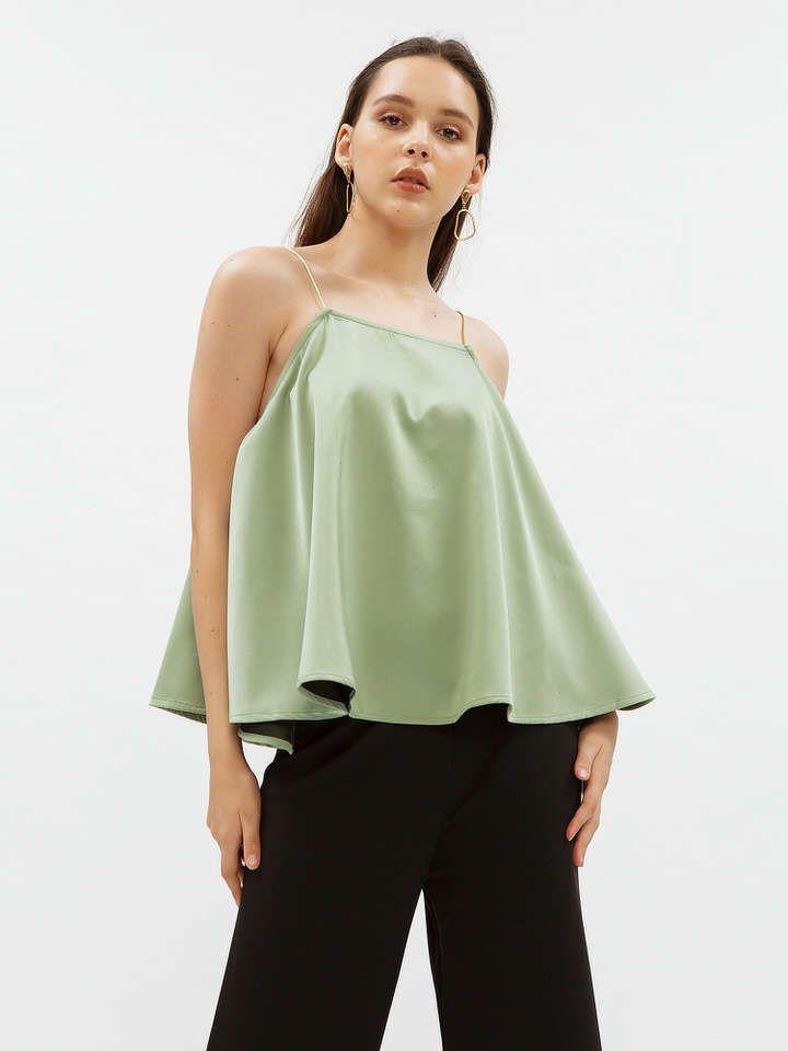 #PopbelaOOTD: Tambah Koleksi Pakaianmu dengan Baju Hijau