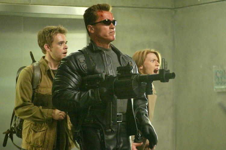 Pertarungan Seru Manusia dan Robot, Ini Sinopsis 'Terminator 3'
