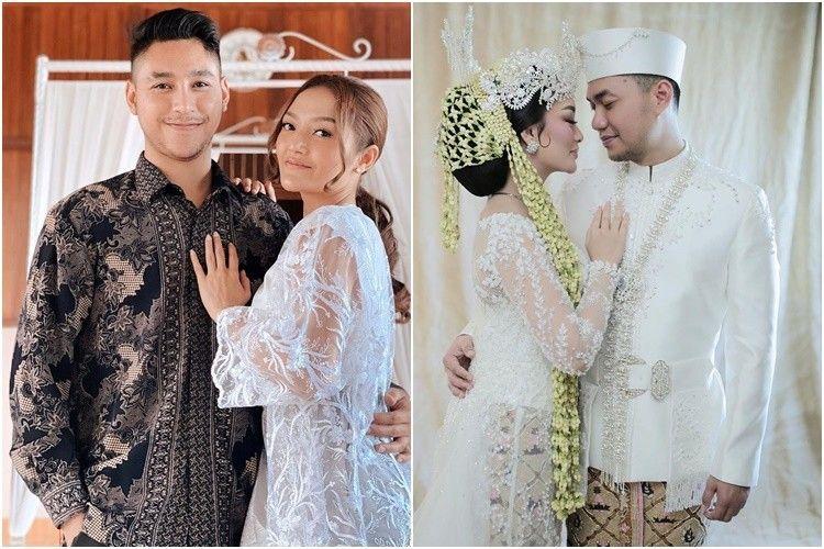 Romantis! Adu Mesra Siti Badriah vs Zaskia Gotik dengan Suami