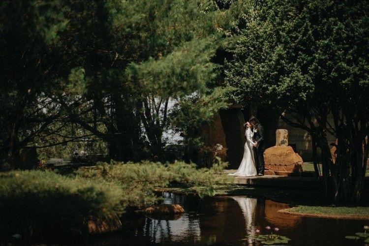 Bak Lukisan, Ini 9 Foto Indah dari Pernikahan Tara Basro-Daniel Adnan