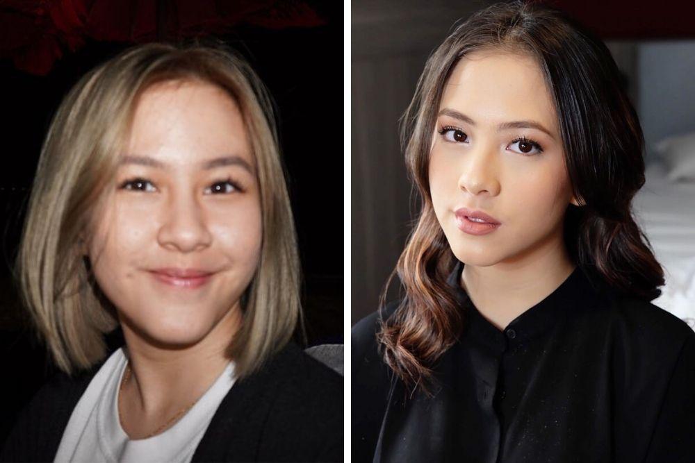 Bak Anak Kembar, Ini Adu Riasan Zara Adhisty vs Si Kakak