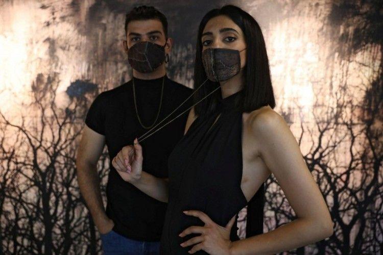 Chef asal Jordania Buat Masker dari Kulit Terong