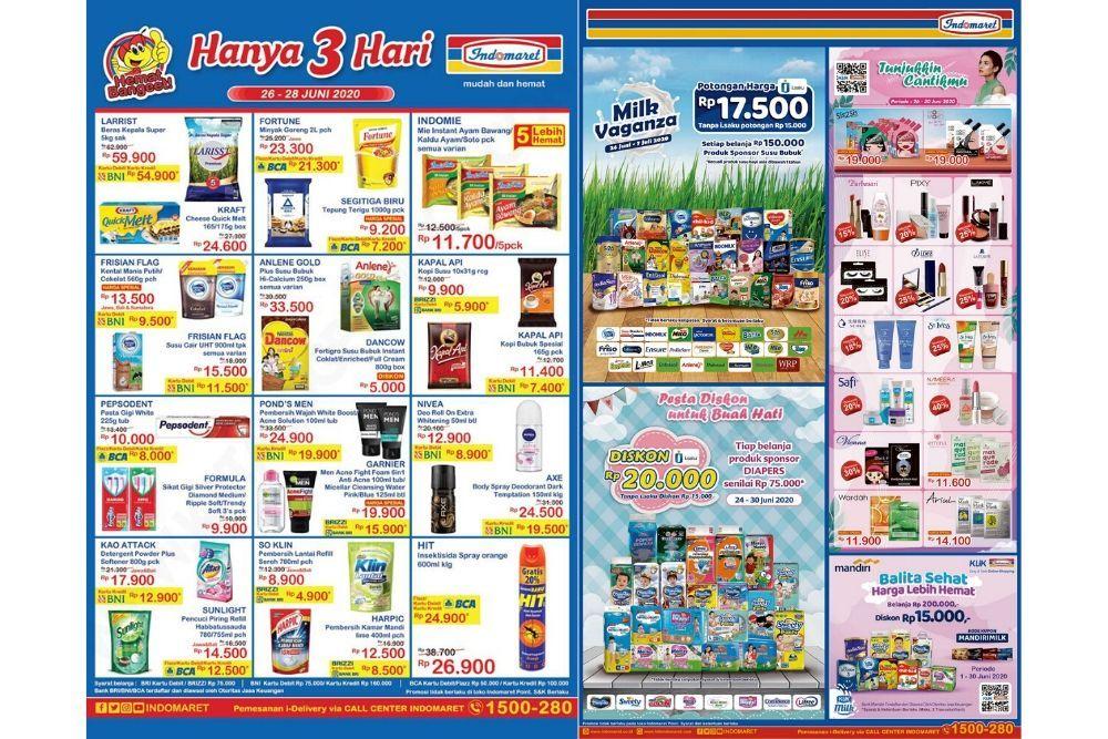 Katalog Promo Jsm 26 28 Juni 2020 Belanja Makin Hemat