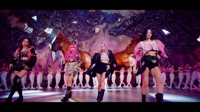 Detail Penting Gaya BLACKPINK di Video Musik Terbaru Mereka