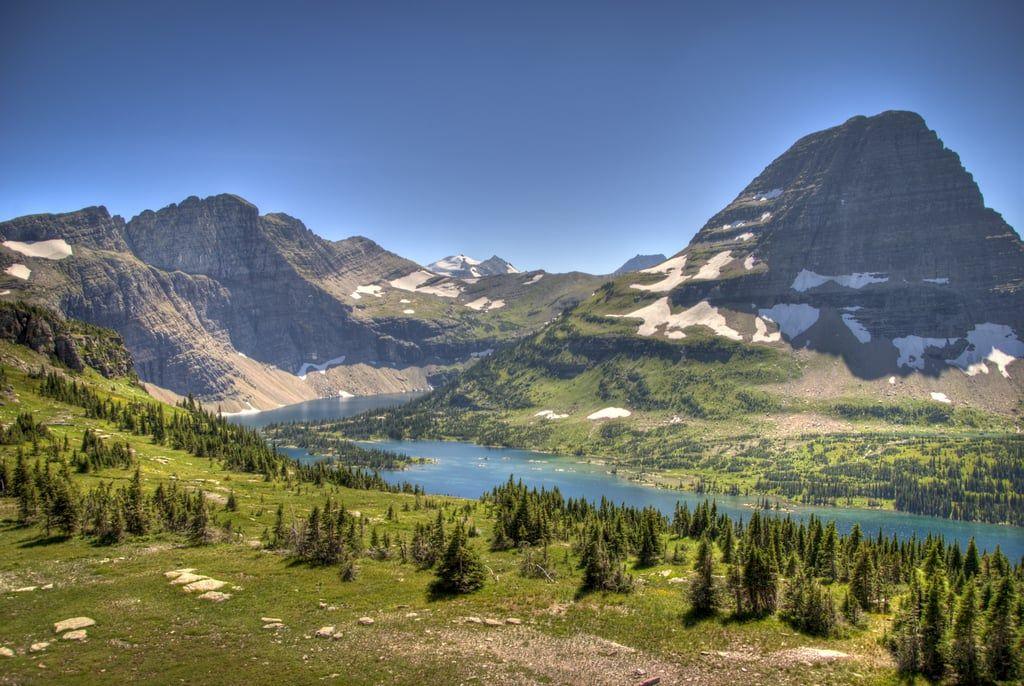 Taman Nasional di AS yang Bisa Sejukkan Mata