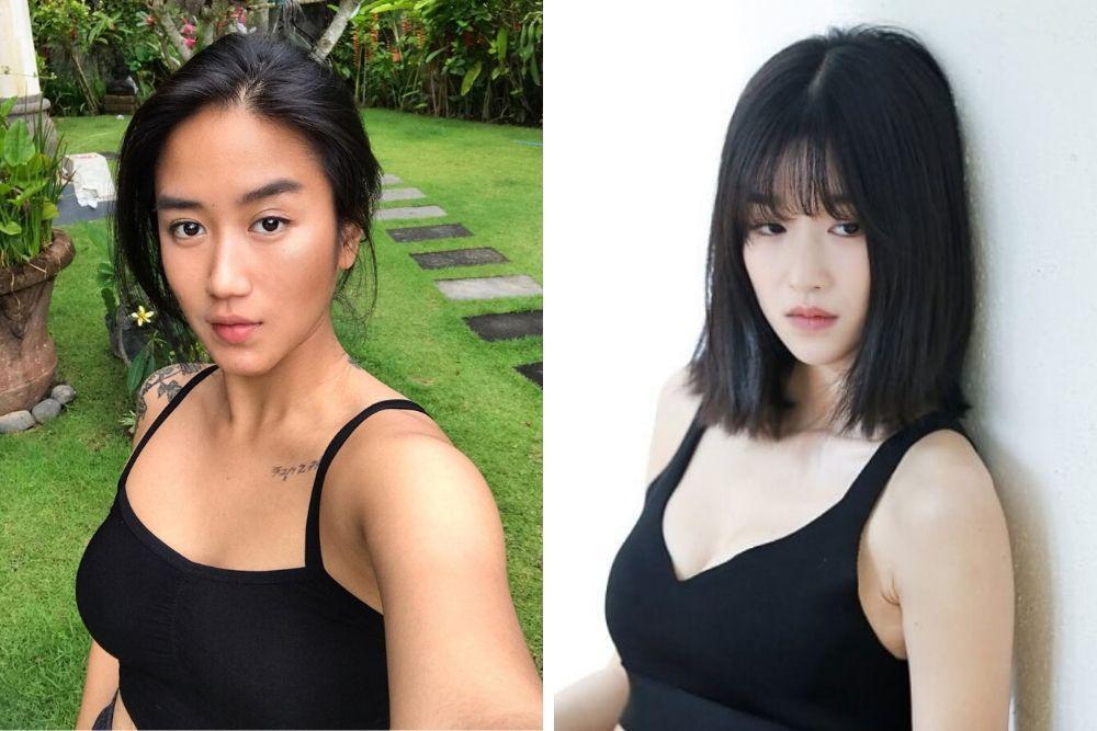 Bak Anak Kembar, Intip 7 Potret Kemiripan Chef Renatta dan Seo Ye Ji