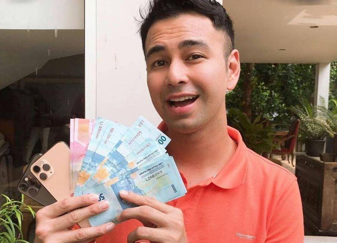 Habiskan Rp 35 Miliar, Ini Daftar Belanjaan Raffi Ahmad!
