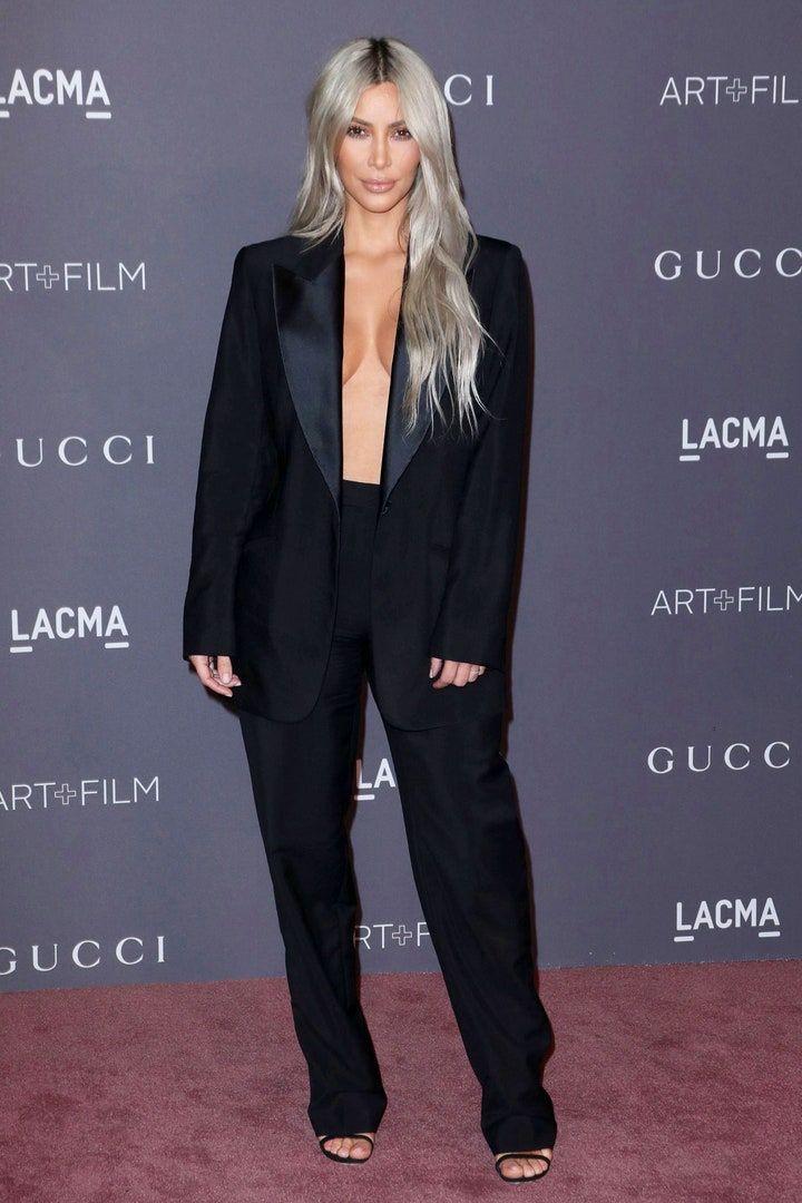 Transformasi Drastis Kim Kardashian West, Dulu Polos Sekarang Seksi