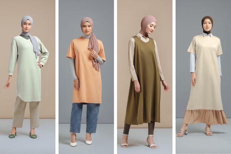Cara Ayudia C. Ciptakan Gaya Hijab Minimalis dan Elegan