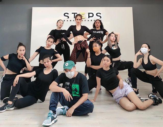 Koreografi Vida Gunakan lagu BLACKPINK, Cinta Laura Puji Pengemar