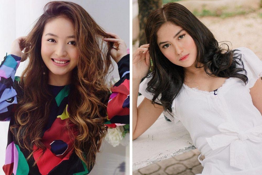 Muda dan Berbakat, Begini Adu Riasan Natasha Wilona vs Ochi Rosdiana