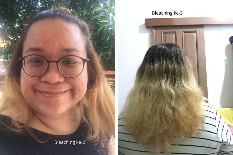 Mencoba Cat Rambut yang Lagi Viral dan Ini Hasilnya!