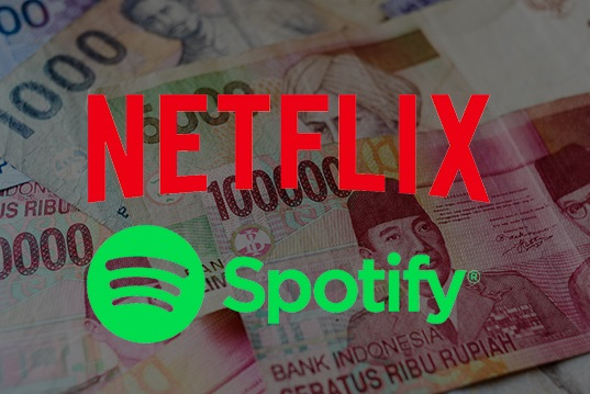 Ada Pajak Digital, Biaya Langganan Netflix Hingga Spotify Bakal Naik