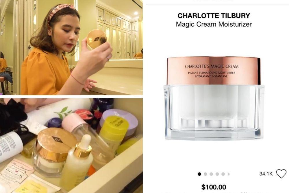 Fantastis, Segini Harga Skincare dan Makeup Prilly Latuconsina!