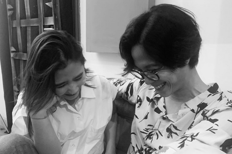 Prilly Latuconsina dan 4 Perempuan Ini Sempat Dekat dengan Dikta