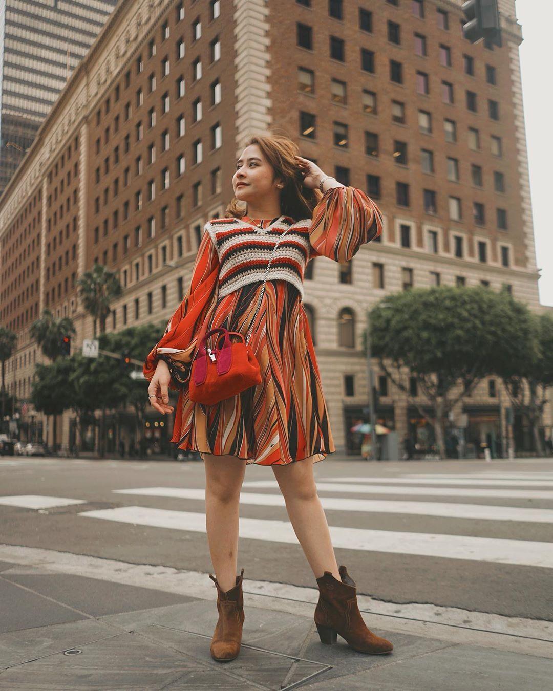 Harga Fashion Item Mahal Prilly Latuconsina, 10 Juta Ke Atas!