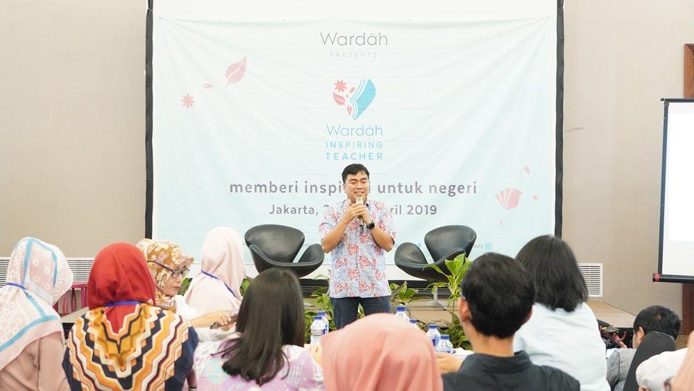 Wardah Inspiring Teacher 2020, Dukungan Besar untuk Pendidik Indonesia