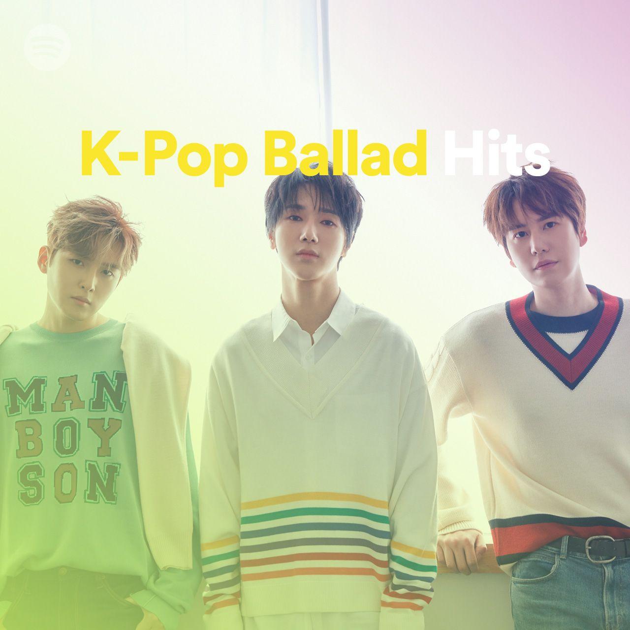 13 Playlist Baru Lagu Korea untuk Kamu si Penggemar K-pop