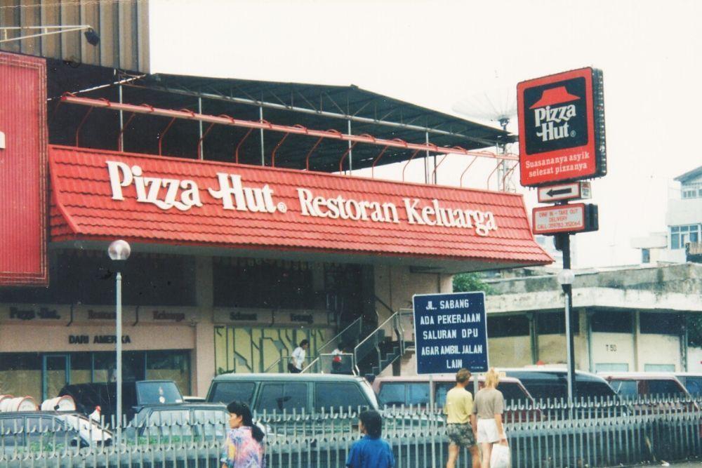 Menyatakan Bangkrut, Ini Sejarah Perjalanan Pizza Hut AS