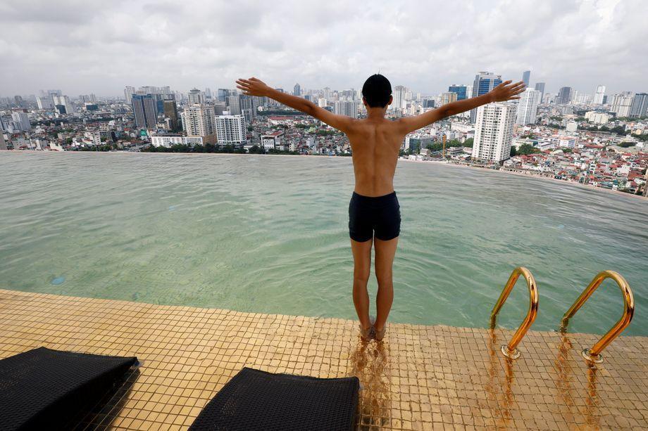 Bikin Terperangah, Ini 11 Foto Hotel Berlapis Emas Pertama di Dunia