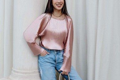 PopbelaOOTD Rekomendasi Baju Pink Gaya Makin Manis