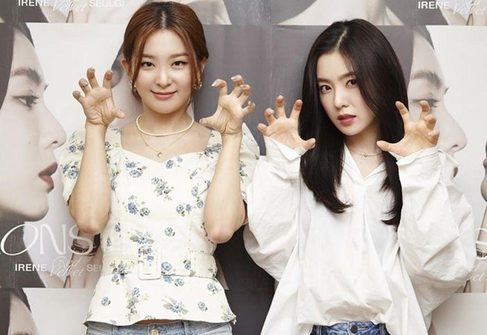 Resmi Debut, Irene & Seulgi Tampilkan 7 Hal Menarik dari MV Monster