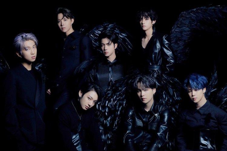 """Lewat """"Black Swan"""", BTS Torehkan Prestasi Baru dan Jadi Trending Topic"""