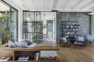 Hunian Rasa Alam, Ini 7 Ide Desain Rumah Bahan Batu Alam