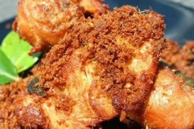 Gurih Wangi, Ini Resep Ayam Goreng Lengkuas Menggugah Selera