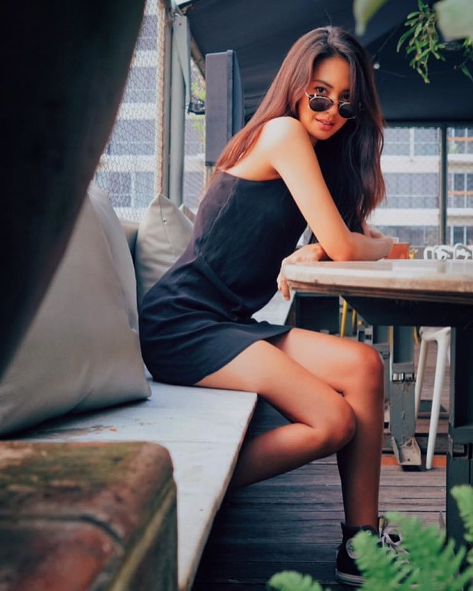 Aktris Multitalenta, Ini Jejak Karier Aurelie Moeremans