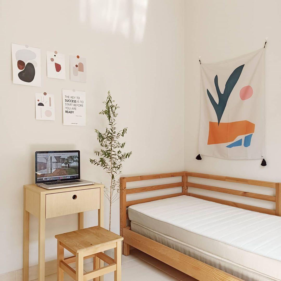 Inspirasi Desain Rumah Minimalis dengan Luas 53 Meter Persegi