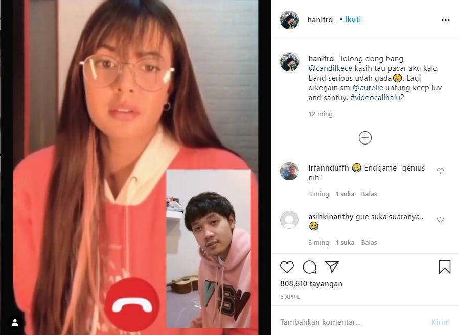 Kenal di Instagram, Begini Cerita Cinta Aurelie Moeremans & Pacar Baru