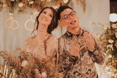 Putus dari Chef Juna, Intip 7 Foto Pertunangan Atries Angel Pacar