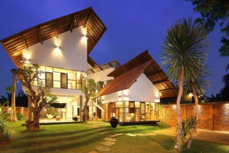 Bikin Adem Mata, Ini 7 Inspirasi Desain Rumah Tropis yang Menyejukkan