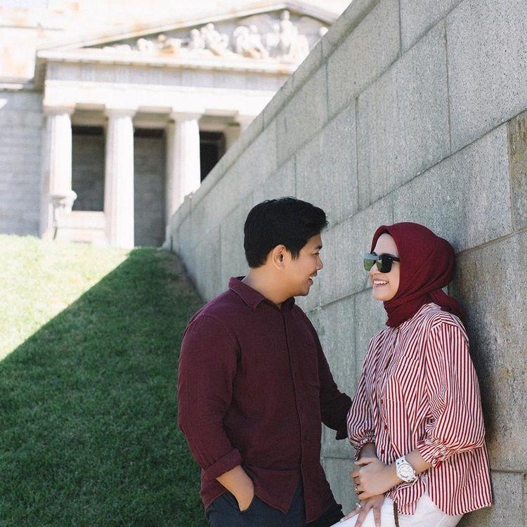 Umumkan Hamil, Intip 10 Potret Romantis Nina Zatulini dan Suami