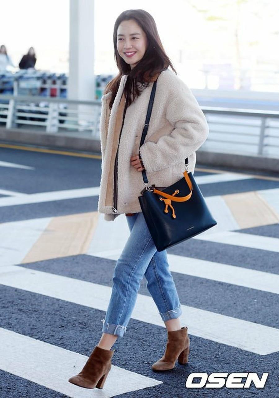 Intip Gaya Keren Song Ji Hyo, Sang Idola di Variety Show Running Man