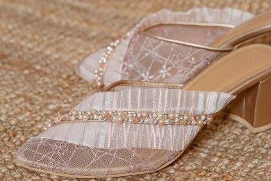 PopbelaOOTD Wedding Heels Menikah Era New Normal