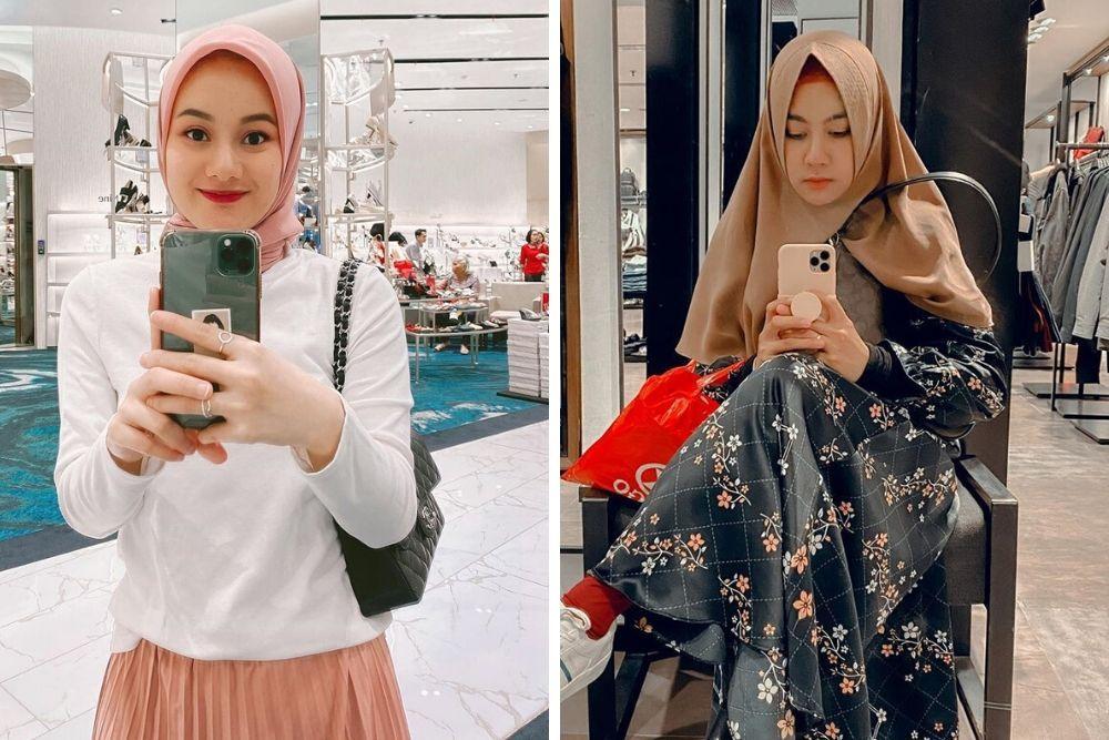 Ini 7 Potret yang Membuktikan Kekompakan Dinda Hauw dan Anisa Rahma!