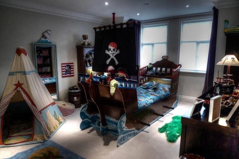 11 Inspirasi Desain Kamar Bertema Disney, Super Gemas!