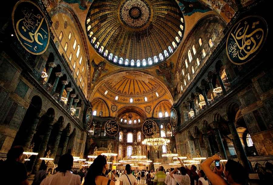 Banjir Kecaman, Presiden Turki Kini Ubah Status Monumen Hagia Sophia