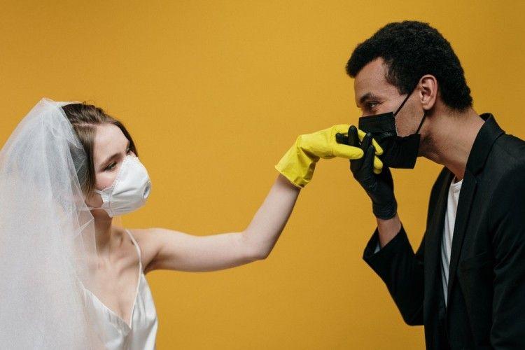 Akibat Pandemi, 9 Hal Diramalkan Jadi Tren Pernikahan di Tahun Depan
